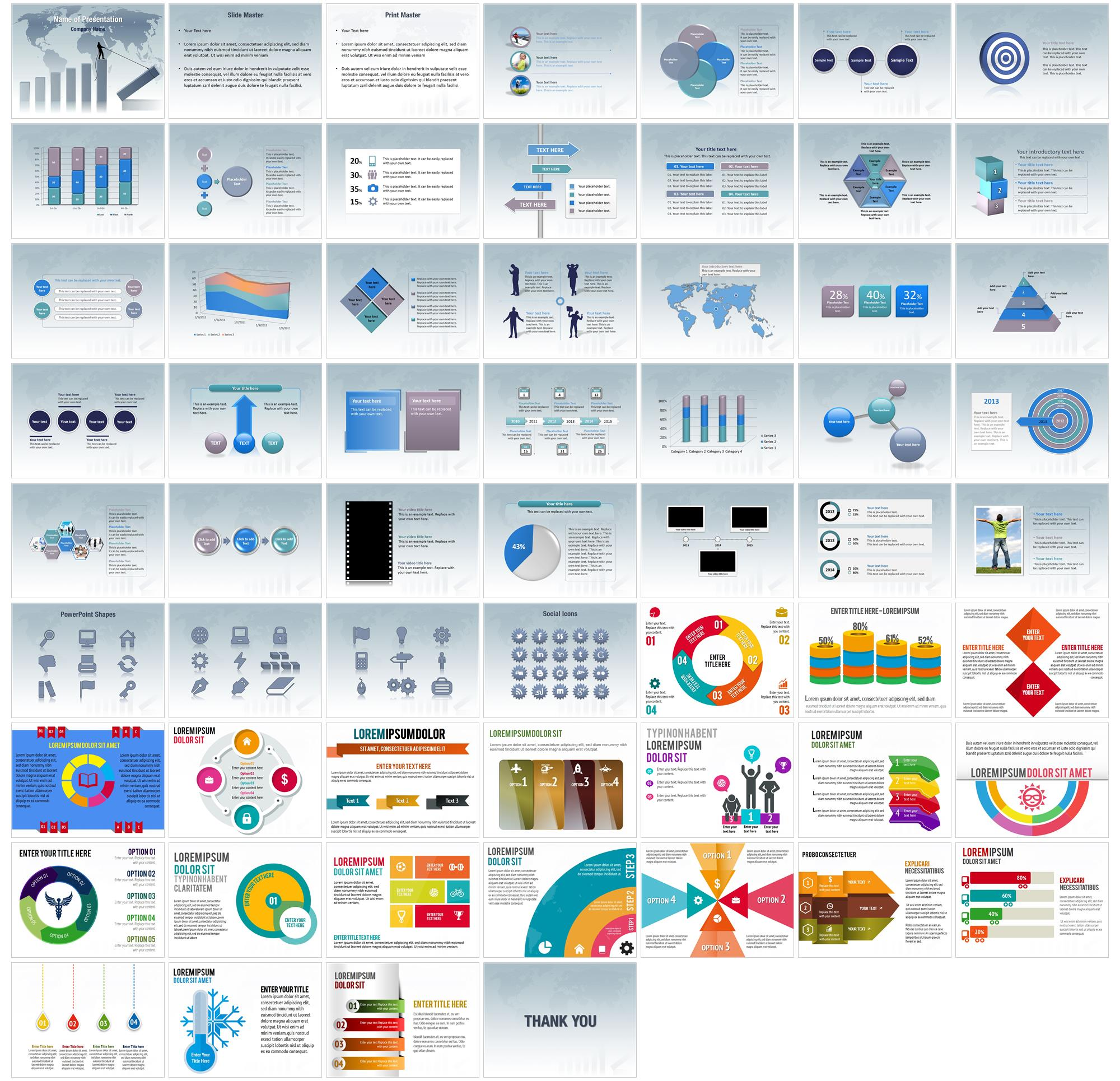 Sales powerpoint templates sales powerpoint backgrounds large preview alramifo Images